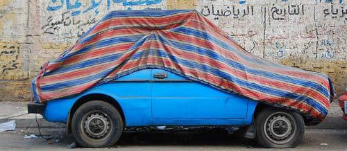 automobil u snu